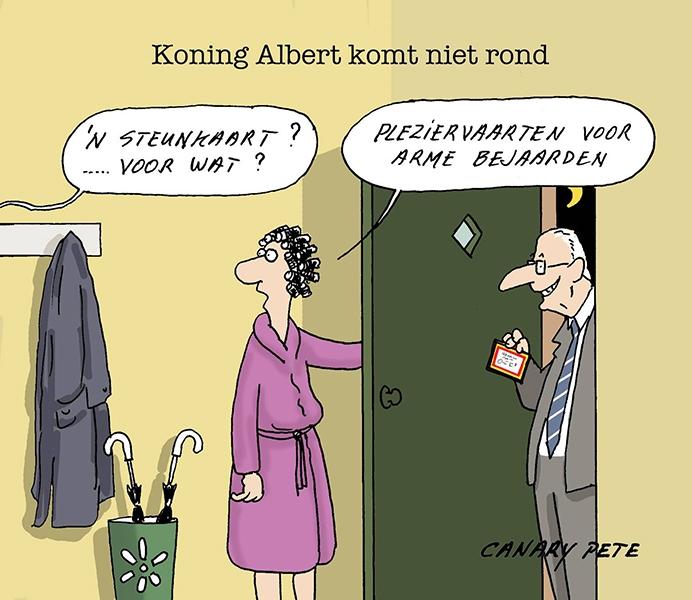 Press Cartoon Belgium