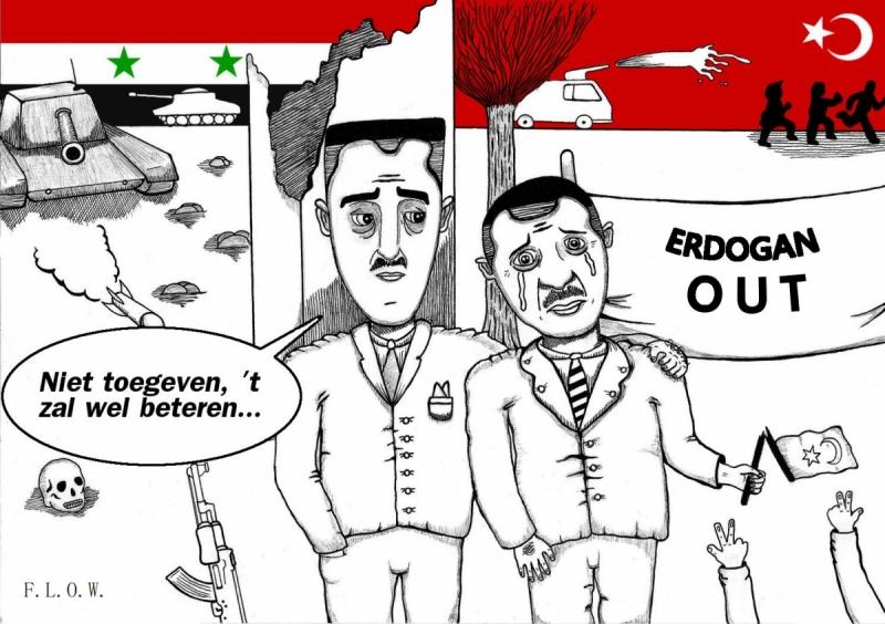 begin syrische burgeroorlog
